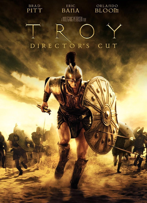 Троя / Troy (2004) BDRip | Режиссёрская версия