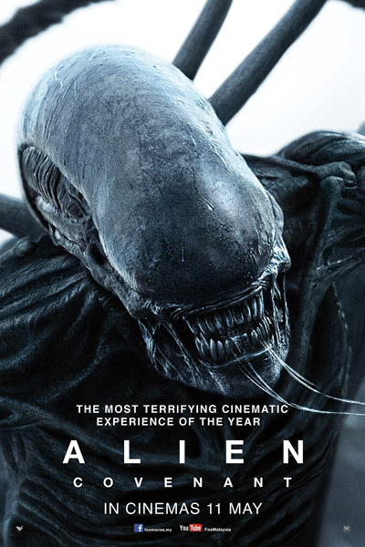 Чужой: Завет / Alien: Covenant (2017) BDRip