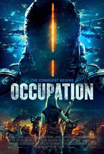 Оккупация / Occupation (2018) BDRip