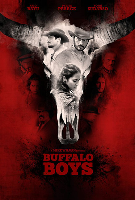 Ковбои / Buffalo Boys (2018) WEB-DLRip