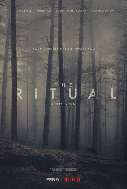 Ритуал / The Ritual (2017) WEB-DLRip