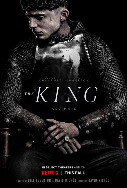 Король / The King (2019) Ultra HD | 4K
