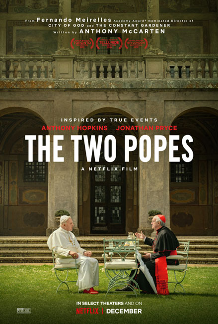 Два Папы / The Two Popes (2019) WEB-DLRip