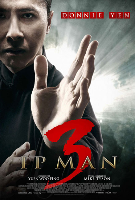 Ип Ман 3 / Ип Ман 3D / Yip Man 3 (2015) BDRip