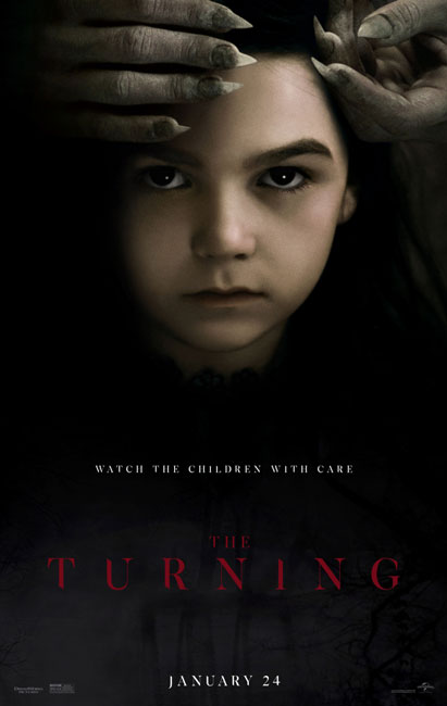 Няня / The Turning (2020) BDRip