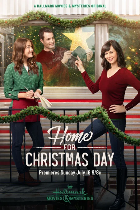 Домой на Рождество / Home for Christmas Day / Home for Christmas / Love Finds Its Way (2017) WEB-DLRip