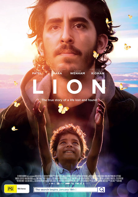 Лев / Lion (2016) BDRip
