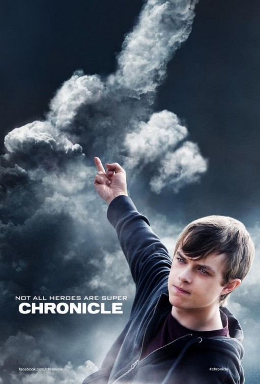 Хроника / Chronicle (2012) HDRip | Режиссерская версия
