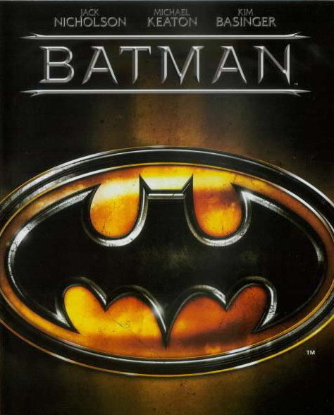 Бэтмен / Batman (1989) BDRip