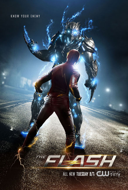 Флеш / Флэш / The Flash с 1 по 6 сезон (2014-2020) WEB-DLRip